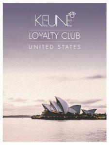 keune loyalty club