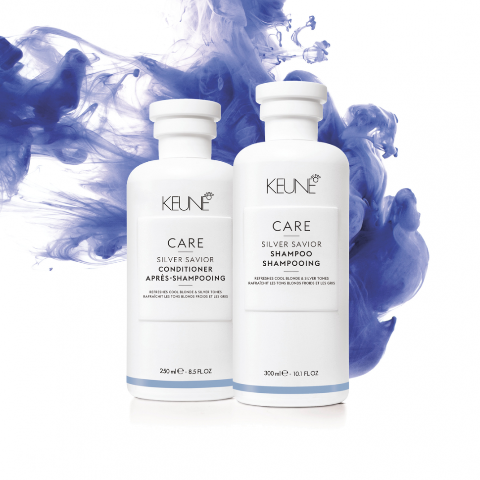 keune-silver-savior-shampoo-conditioner